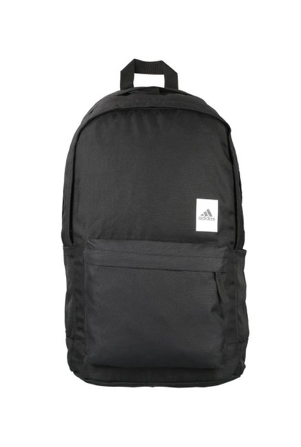 9bb0782cd9df Buy Adidas Classic 2C Black Solid Laptop Backpack Online At Best Price    Tata CLiQ