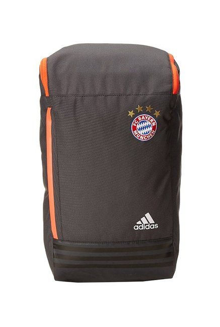 78dd6244975 Buy Adidas FCB Grey & Red Printed Laptop Backpack Online At Best ...