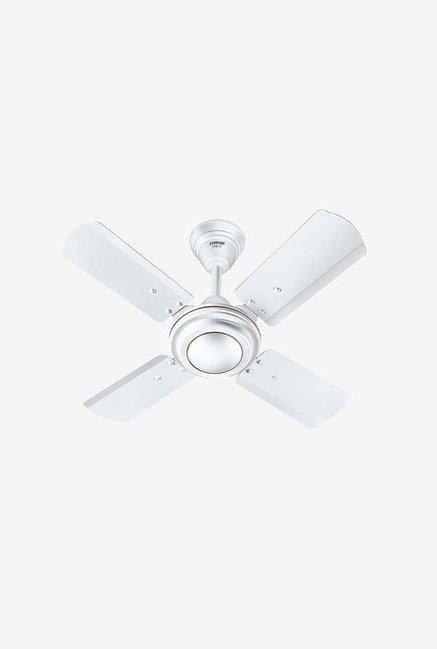 Eveready FAB M 600 mm 4 Blades Ceiling Fan (White)