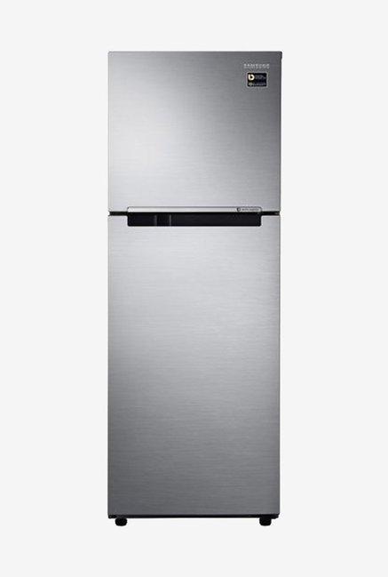 Samsung RT28N3022S8/HL 253 L 2 Star Double Door Refrigerator (Elegant Inox)