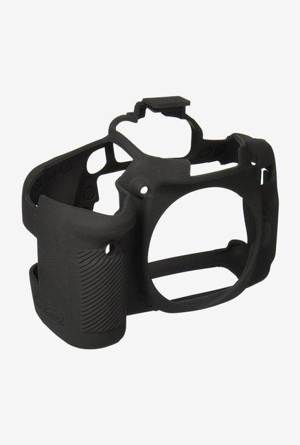 EasyCover Silicon Camera Case for Canon 80D  Black