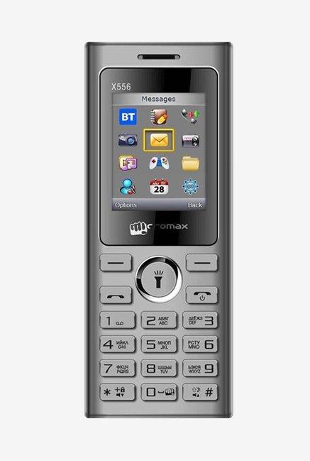 Micromax X556  Grey  Dual SIM