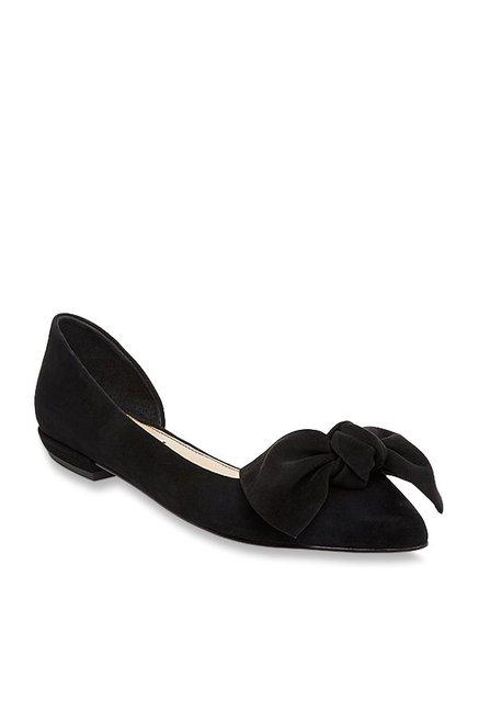 b0ab0f36bc3 Buy Steve Madden Edina Black D orsay Shoes for Women at Best ...