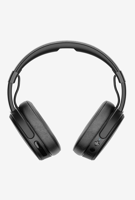 Skullcandy Crusher S6CRW K591 Over Ear Wireless Headphone  Black