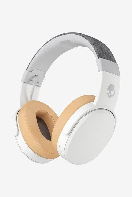Skullcandy Crusher S6CRW-K590 Over-Ear Wireless Headphone (Gray/Tan)