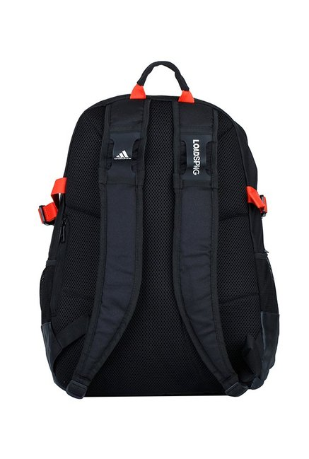 Buy Adidas Power III Black   Orange Striped Laptop Backpack Online ... c5b340bb34236
