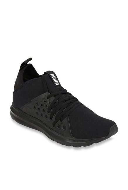 052f62db346c Buy Puma Enzo NF Mid Black Training Shoes for Men at Best Price ...