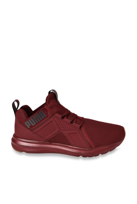 b3f582be3d2671 Buy Puma Enzo Premium Cabernet Training Shoes for Men at Best Price ...