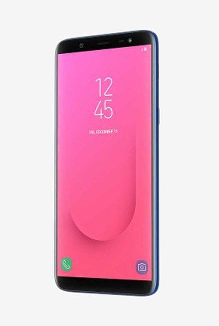 Samsung Galaxy J8 64 GB (Blue) 4 GB RAM, Dual SIM 4G