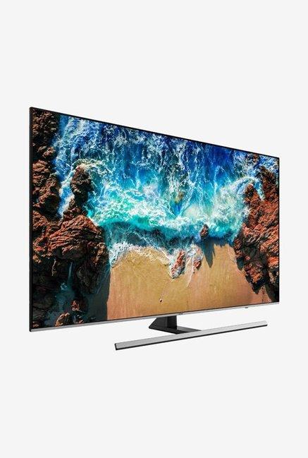 Samsung 55NU8000 139.7 cm (55 inch) 4K Ultra HD LED TV (Black)