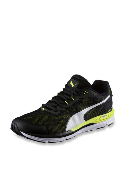 6643220c92b4 Buy Puma Speed 600 Ignite 2 Black Running Shoes for Men at Best Price    Tata CLiQ