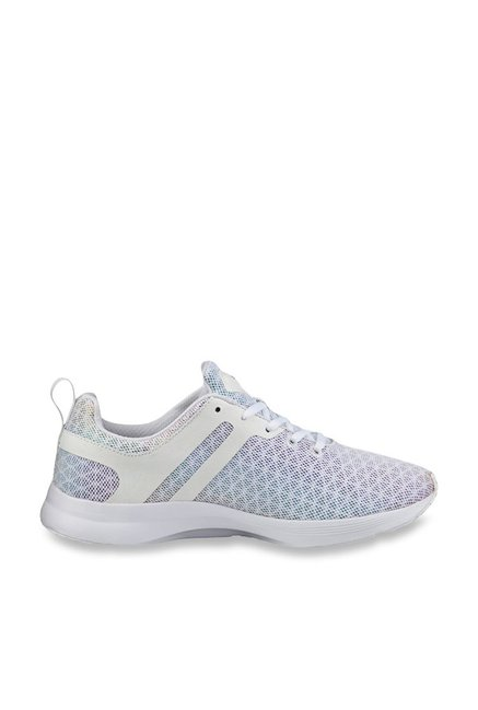 8096cce77a85 Buy Puma Pulse XT V2 Prism H2T White Training Shoes for Women at ...