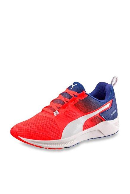 Buy Puma Ignite XT V2 Red Blast   Royal Blue Training Shoes for Women at  Best Price   Tata CLiQ 888151a85
