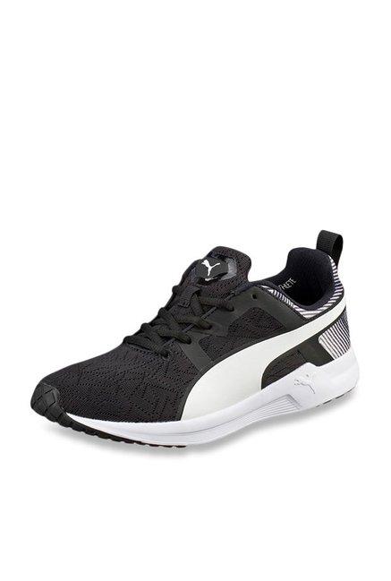 plus récent 5c050 1bbea Buy Puma Pulse XT Graphic Black Training Shoes for Women at ...