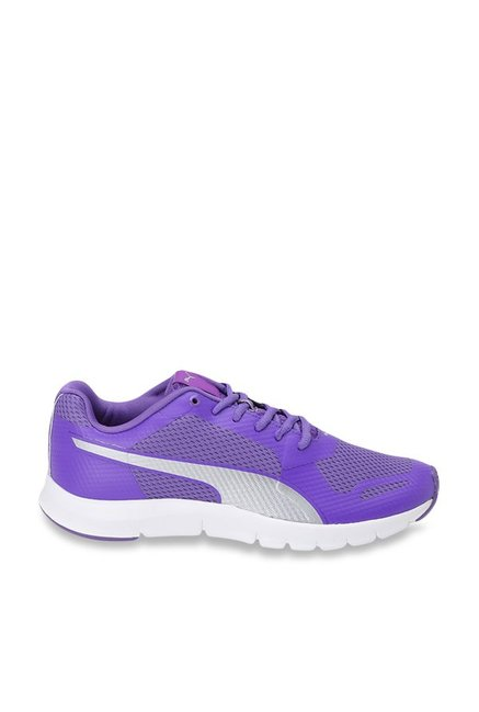 6d61edd8 Buy Puma Blur IDP Electric Purple Running Shoes for Women at ...