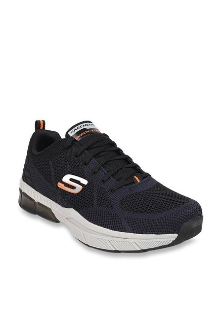 6c7ff536fcf Buy Skechers Quillin Saliano Navy   Black Training Shoes for Men at ...