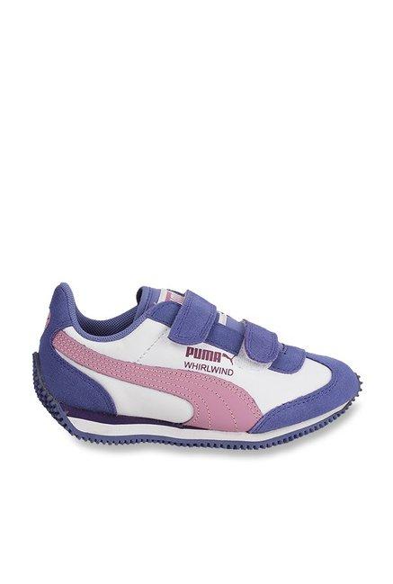 c4bd8d6d3d41 Buy Puma Whirlwind L PS Baja Blue   Smoky Grape Sneakers for Men at ...