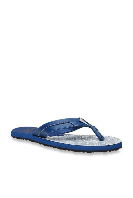 e7852371e817 Buy Puma Wrens II GU DP Royal Blue   White Flip Flops for Men at ...