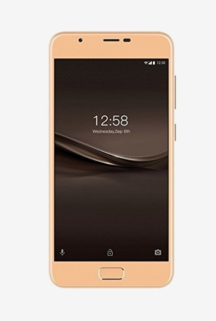 infocus turbo 5  Buy Infocus Turbo 5 Plus 32 GB (Royal Gold) 3 GB RAM, Dual Sim 4G ...