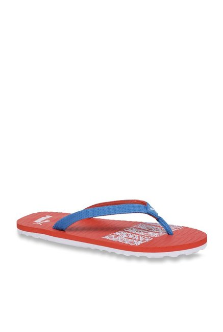 05dde8fe4f85 60% OFF on Puma Miami Fashion II DP French Blue   Koi Flip Flops on TataCliq