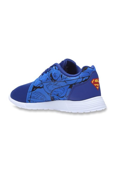 Buy Puma ST Trainer Evo PS Superman Limoges   Red Sneakers for Boys ... 653e96202