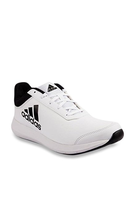 1e61fc3b8148 Buy Adidas Darter Syn 1.0 White Running Shoes for Men at Best Price ...