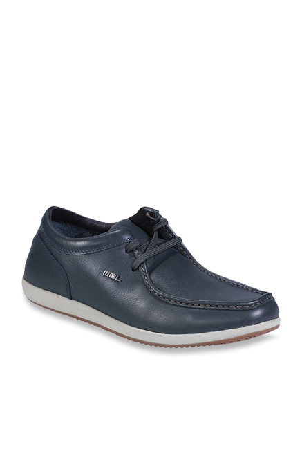Buy Woodland Navy Casual Shoes for Men