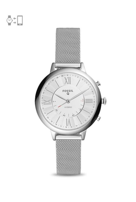 158b2a34bec4 Buy Fossil FTW5019 Q Jacqueline Smartwatch for Women at Best Price ...