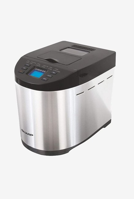 Sharp 2018 600W Bread Maker (Black/Grey)
