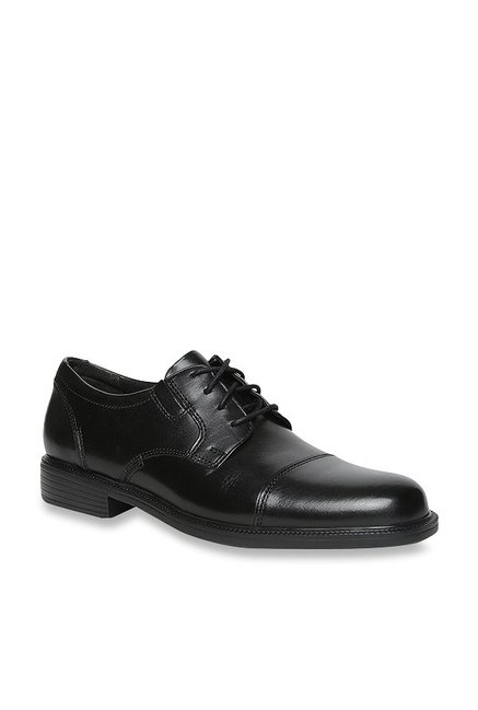 ed89789dc23f7 Buy Clarks Bardwell Limit Black Derby Shoes for Men at Best Price @ Tata  CLiQ