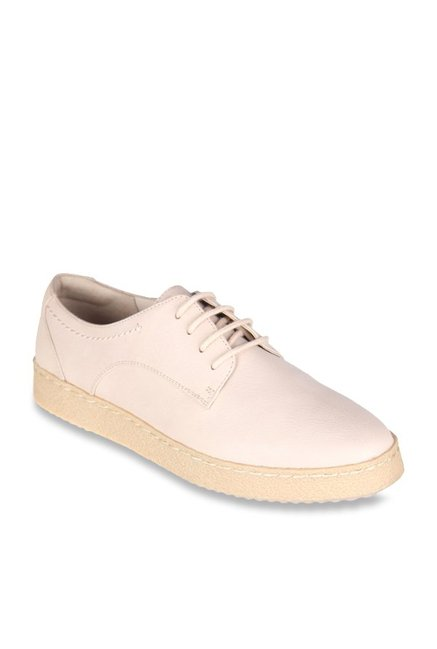 cd84aadce87 Buy Clarks Lillia Lola Blush Pink Derby Shoes for Women at Best Price    Tata CLiQ