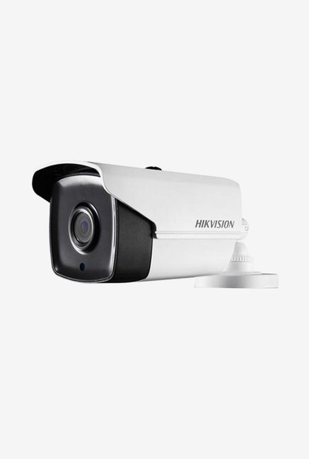 Buy Hikvision DS-2CE1AD0T-IT3 Bullet Camera (White) Online At Best