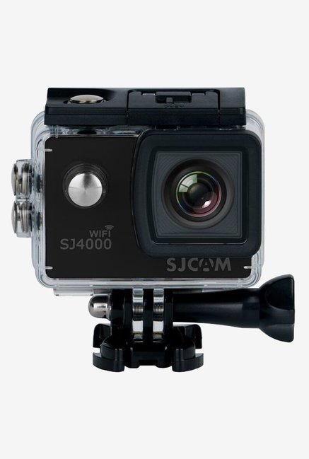 SJCam SJ4000 12 MP Wi Fi Action Camera  Black