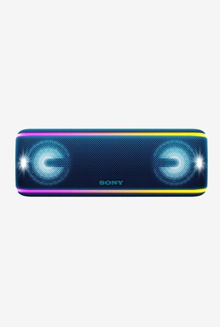 Sony SRS-XB41 Portable Bluetooth Speaker, Blue