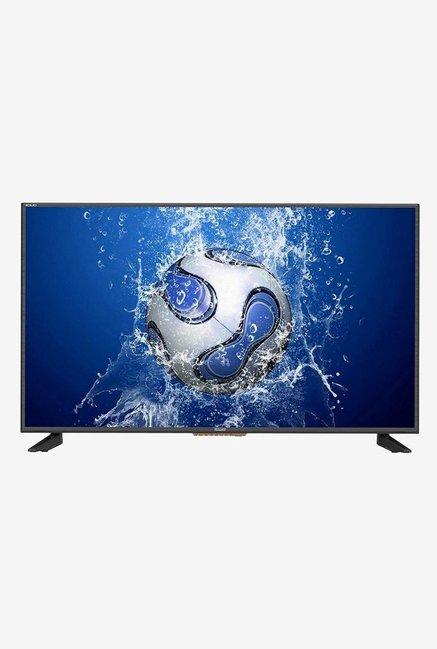 Mitashi 107.95 cm  42.5 Inch  Smart Android Ultra HD 4K LED TV MiDE043v10  Black