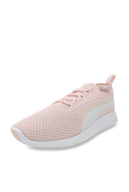 eb5c6c57f9e Buy Puma ST Trainer Evo V2 Blush Pink Training Shoes for Women at Best Price    Tata CLiQ