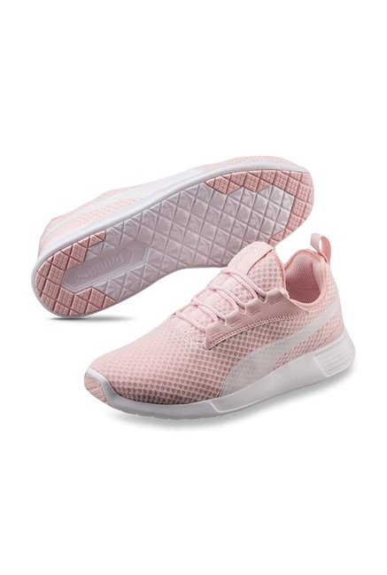 8ba9fffaad3 Buy Puma ST Trainer Evo V2 Blush Pink Training Shoes for Women at ...