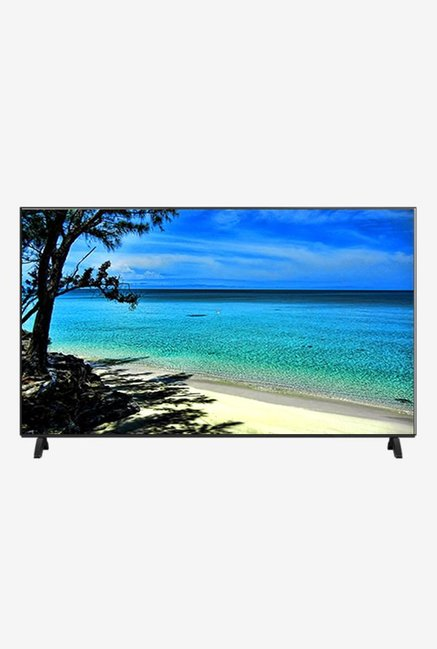 Panasonic 139 cm  55 Inches  Smart Ultra HD 4K LED TV TH 55FX600D  Black