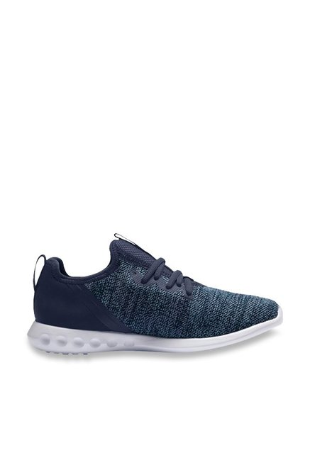 60726ca485a Buy Puma Carson 2 X Knit Peacoat   Cerulean Blue Running Shoes for Women at  Best Price   Tata CLiQ