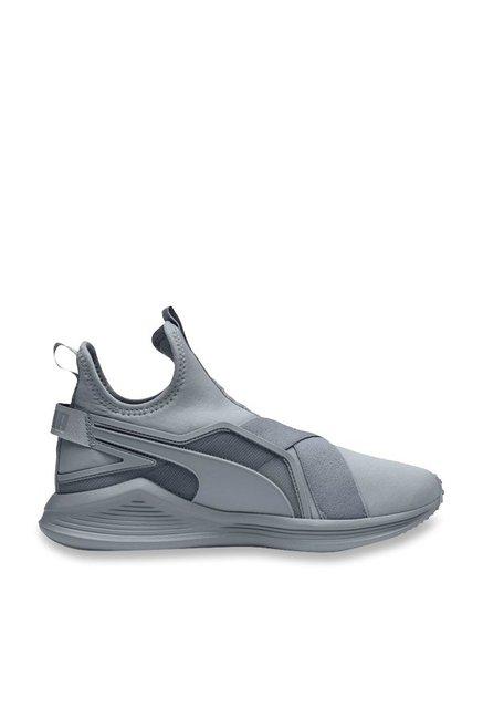 Puma Fierce Sleek Quarry Training Shoes