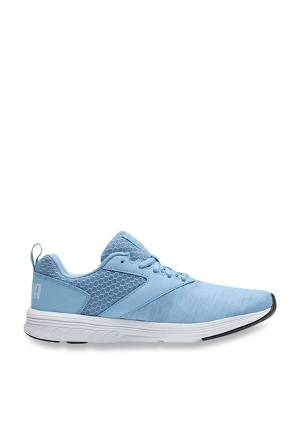 e6222785fbe4 Buy Puma NRGY Comet Cerulean Blue Running Shoes for Women at Best Price    Tata CLiQ