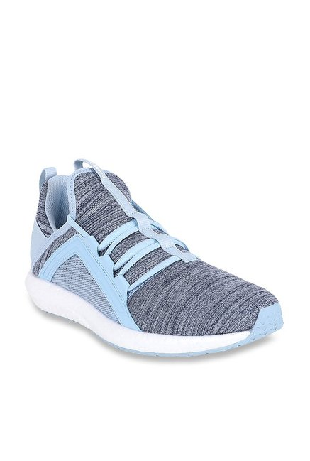 a725de48d517f9 Buy Puma Mega NRGY Heather Knit Cerulean Blue Running Shoes for Women at Best  Price   Tata CLiQ