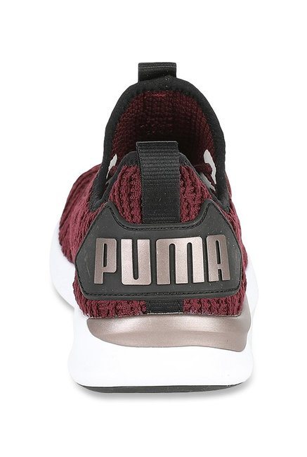 Buy Puma Ignite Flash Luxe Purple Running Shoes for Women at Best ... fdb708b88