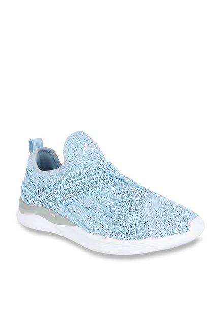 sale retailer 40dec 5c5bc Buy Puma Ignite Flash Sensua Cerulean Blue Running Shoes for ...