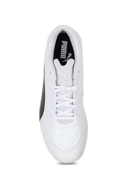 Buy Puma evoSPEED 18.1 VK White Cricket Shoes for Men at Best Price ... c48269213