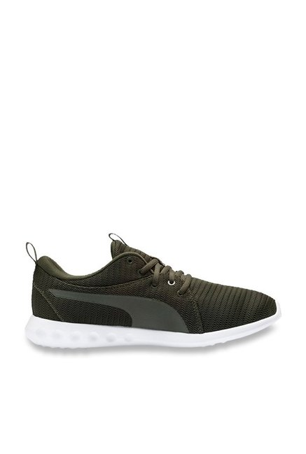 Buy Puma Carson 2 Forest Night Running Shoes for Men at Best Price   Tata  CLiQ ba0d0e8bd