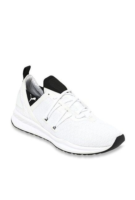 Buy Puma Ignite Ronin White Running Shoes for Men at Best Price   Tata CLiQ 93c0cae7c