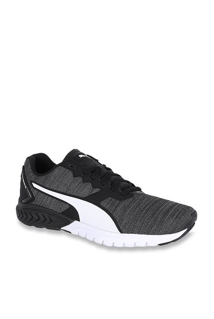 Buy Puma Ignite Dual NM Black Running Shoes for Men at Best Price   Tata  CLiQ 75aa31062