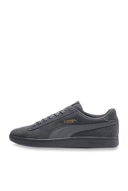 Buy Puma Smash V2 Iron Gate Sneakers