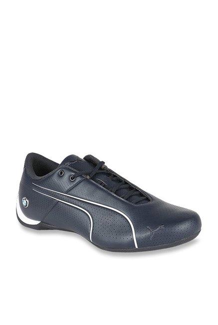 5f8a81da92f Buy Puma BMW MMS Future Cat Ultra Team Blue Sneakers for Men at Best Price    Tata CLiQ